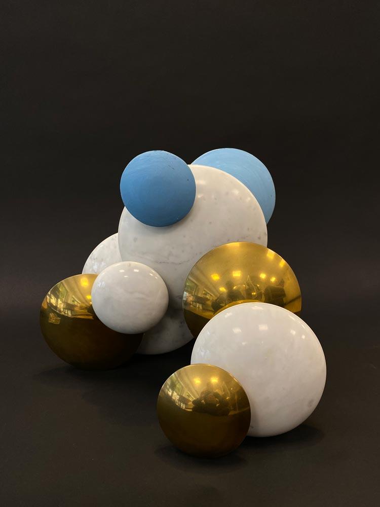 Auction Claude Momiron - Bijoux et Sculptures  at Carvajal : 181 lots