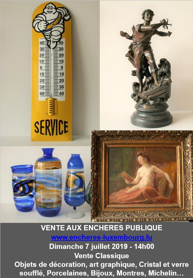Vente Vente Classique chez Kanerz Art : 341 lots