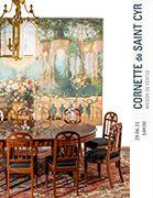 Vente Dessins et tableaux anciens - Mobilier et objets d'art chez Cornette de Saint Cyr Paris : 293 lots