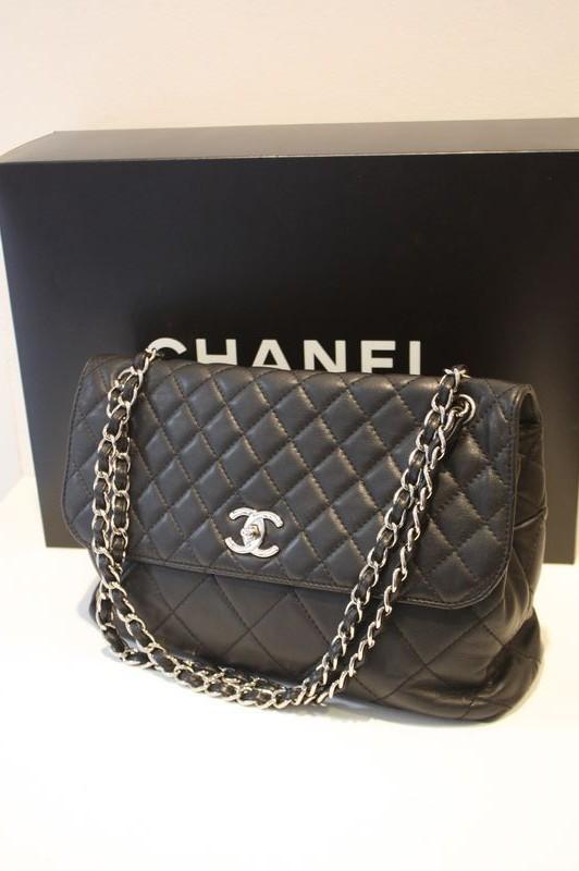 Chanel Sac En Cuir Matelasse Mode Vintage Bagagerie A Carvajal