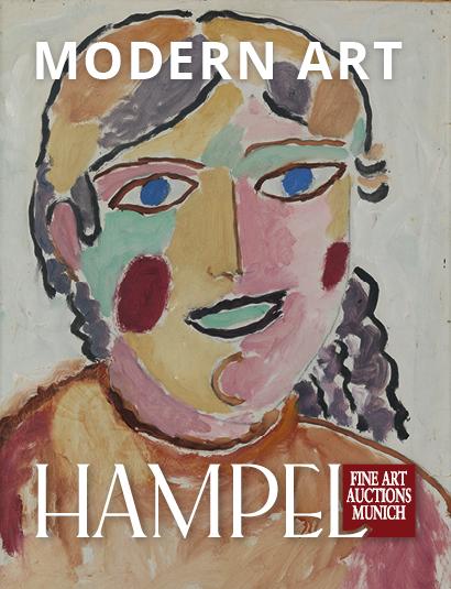 Vente Catalogue II - Art moderne chez Hampel Fine Art Auctions : 147 lots