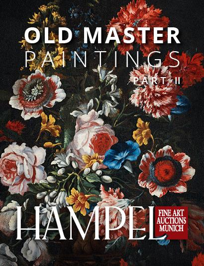 Vente Catalogue III - Tableaux de Maîtres anciens part II chez Hampel Fine Art Auctions : 199 lots