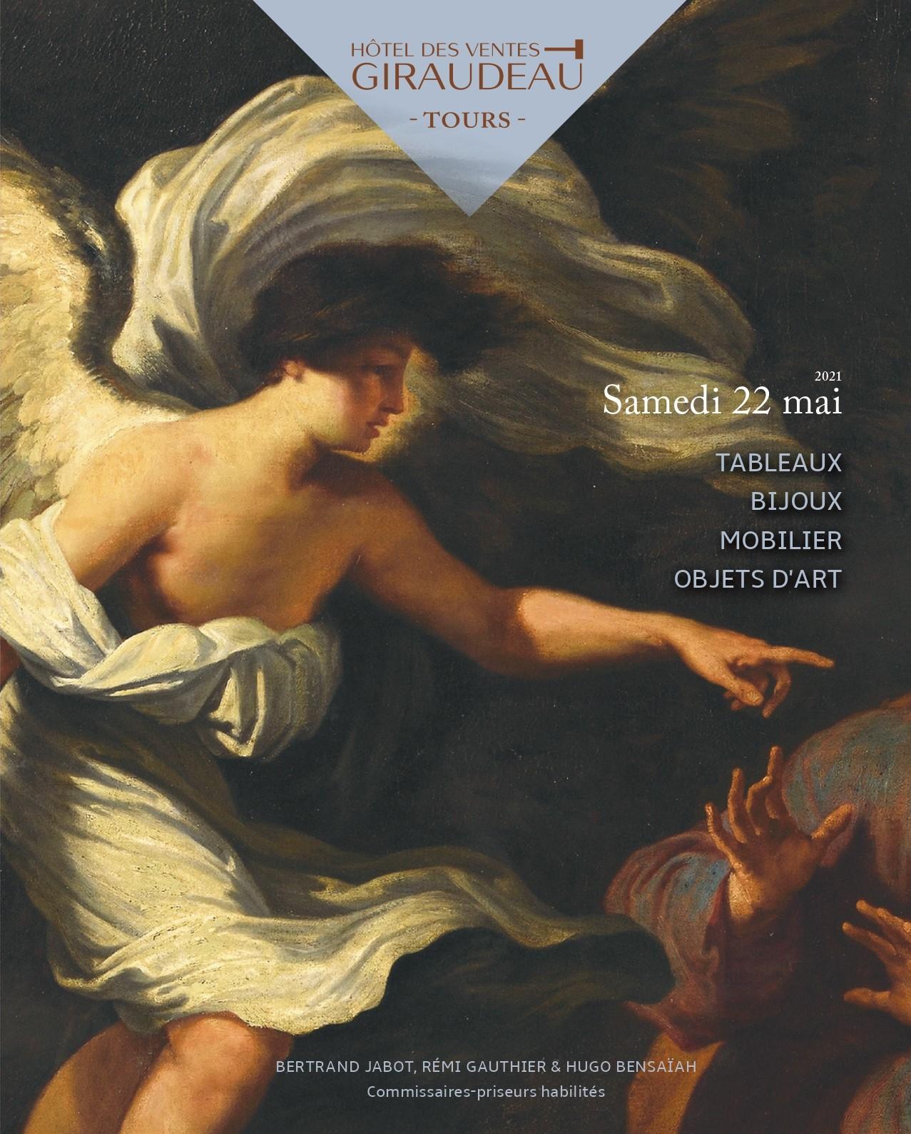 Auction Belle Vente Mobilière at Hôtel des Ventes Giraudeau : 364 lots
