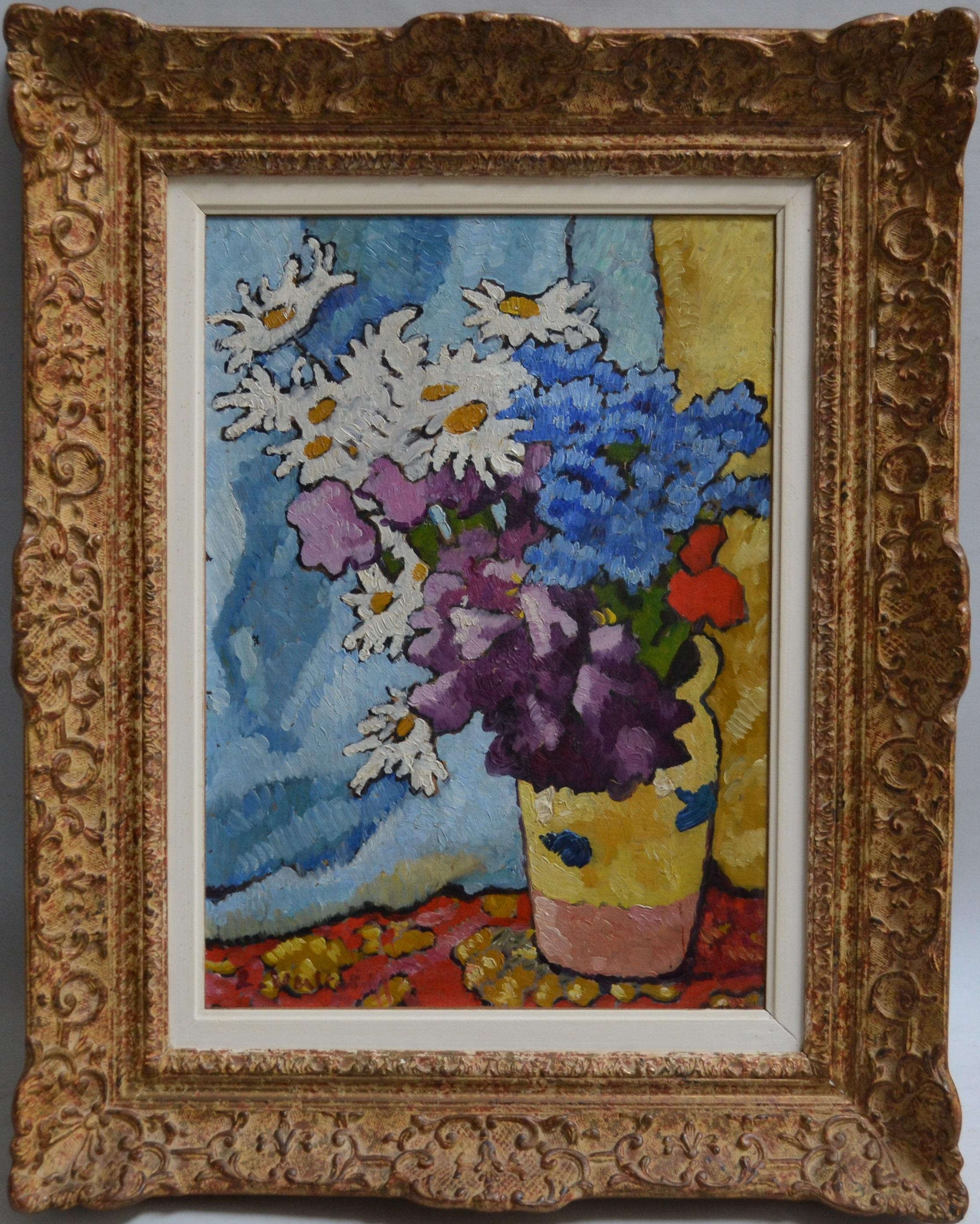 Vente NANTES : Tableaux Anciens, Modernes et Contemporains chez Couton Veyrac Jamault : 241 lots