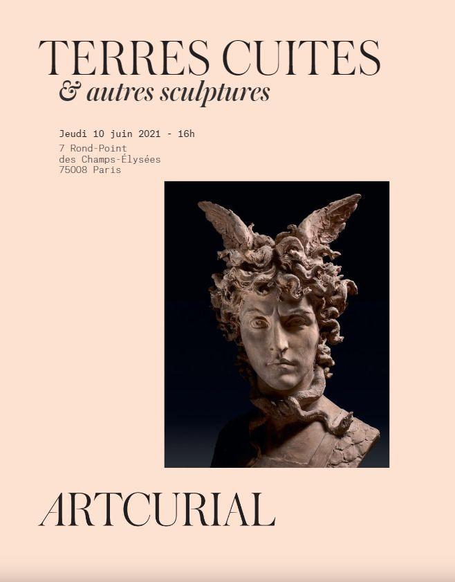 Vente Terres Cuites & autres Sculptures chez Artcurial : 86 lots