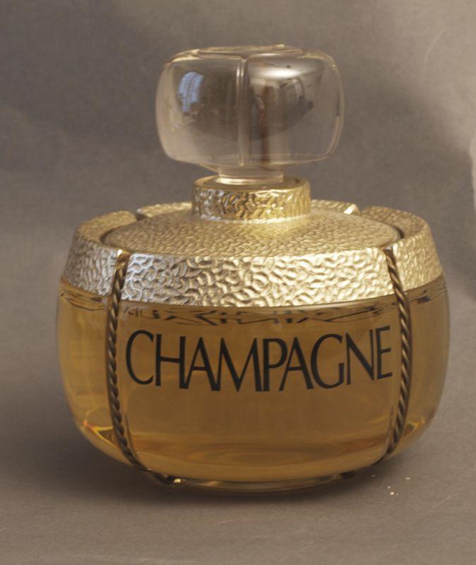 Siècle Yves Saint Champagne Géant20ème Factice Laurent Parfum L34jc5ARq