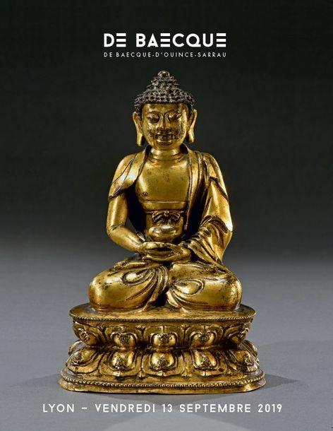 Vente Art d'Asie  chez De Baecque & Associés : 329 lots