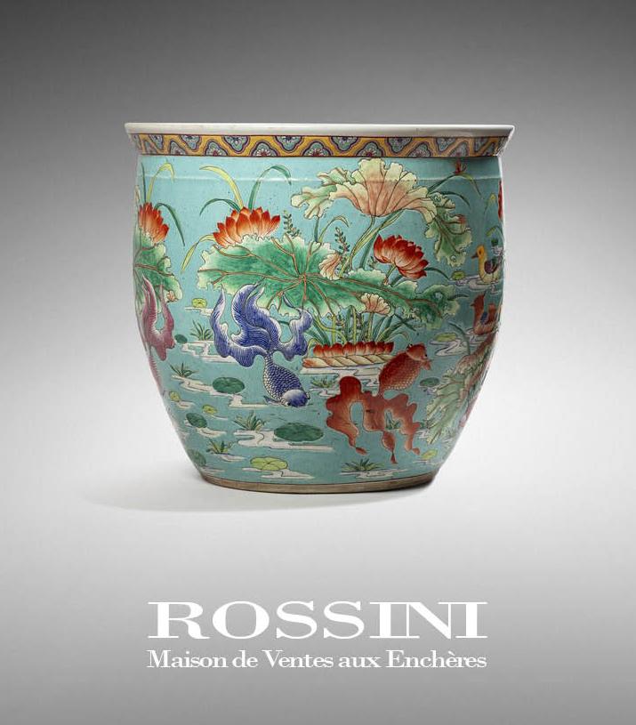 Vente Mobilier, Objets d'Art, Civilisations chez Rossini : 278 lots