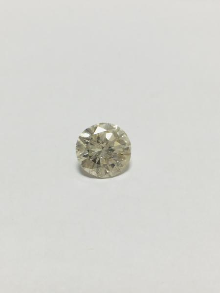 4.06ct Brilliant cut diamond,k colour i1 clarity top light brown,diamond is tested as [...]