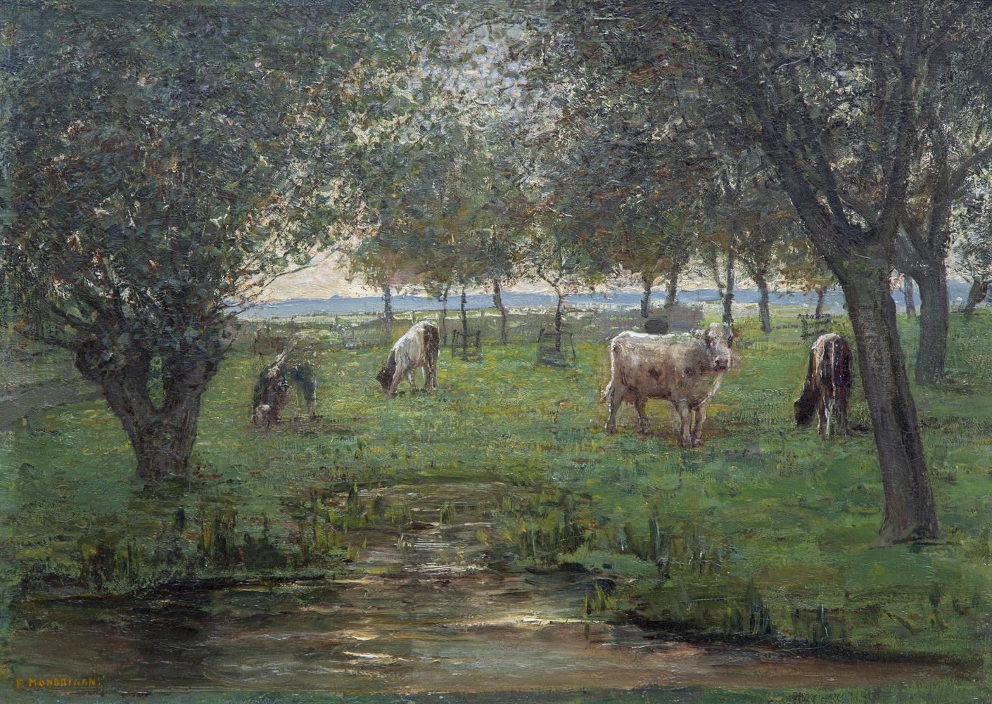 Vente Old Masters, Nineteenth Century & Early Modern Art chez Venduehuis der Notarissen te 's-Gravenhage : 164 lots