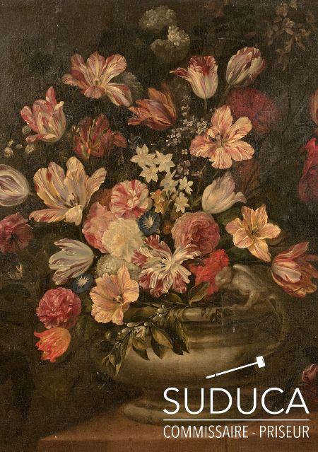 Vente Bijoux, Argenterie, Art d'Asie, Objets d'Art, Mobilier, Tableaux chez Suduca Commissaire-Priseur : 321 lots