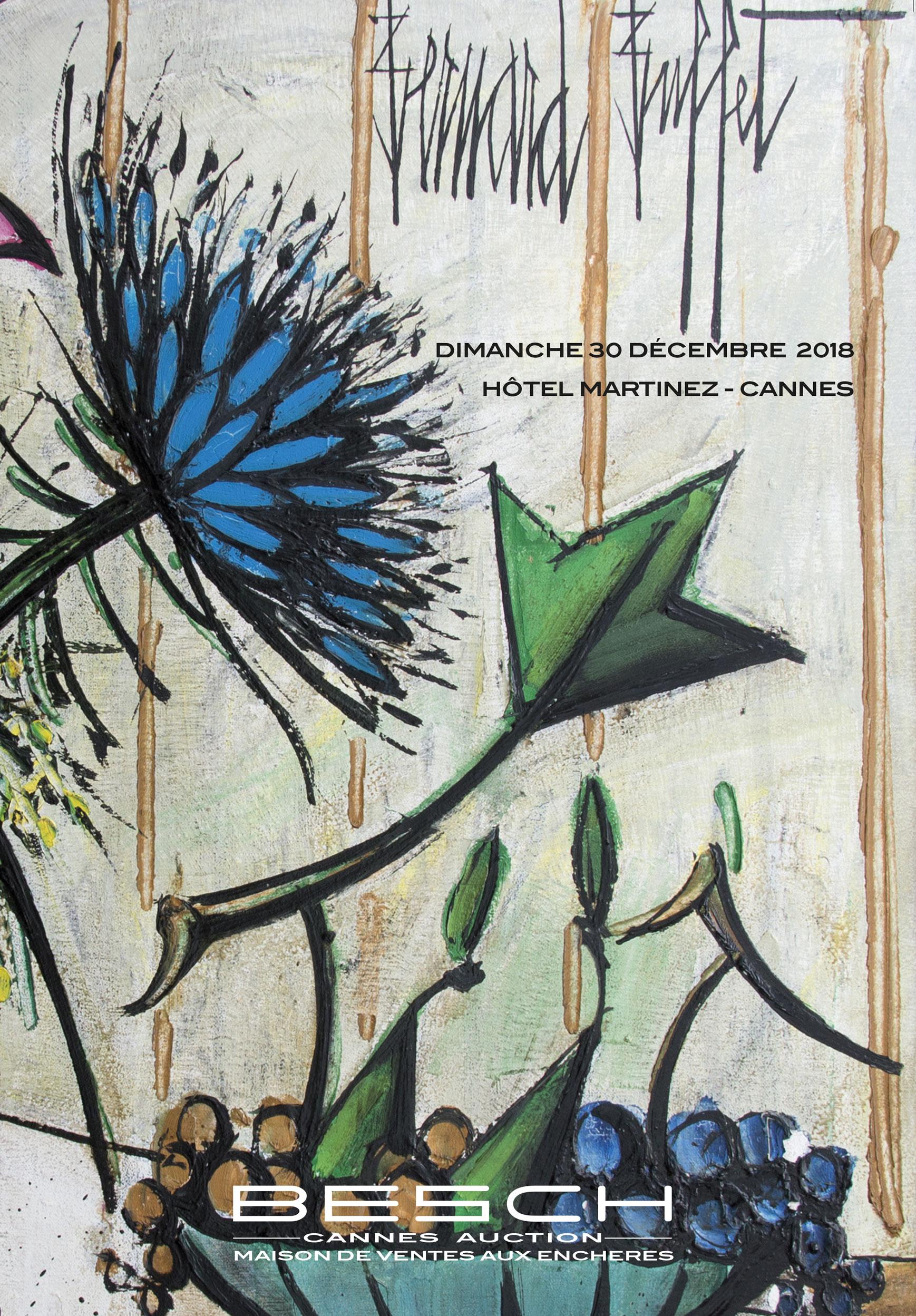 Vente Des Impressionnistes aux Contemporains - Arts d'Extrême Orient, Arts décoratifs du XX° : Daum, Gallé, Lalique chez Besch Cannes Auction : 296 lots