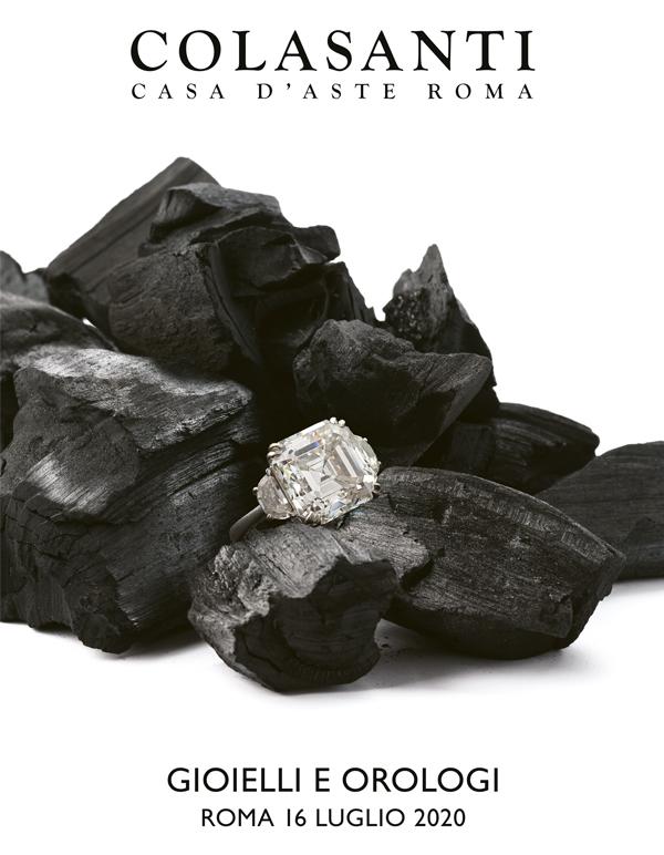 Vente Fine Jewels and Watches chez Colasanti Casa d'Aste : 318 lots