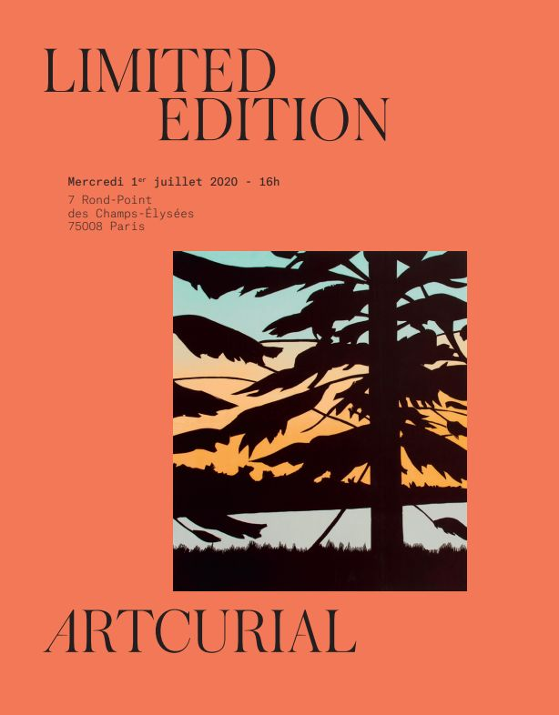 Vente Limited  Edition chez Artcurial : 145 lots