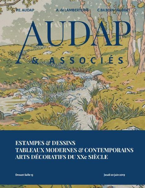 Vente Tableaux, Mobilier & Objets d'art, Extrême-Orient chez Audap & Associés : 189 lots