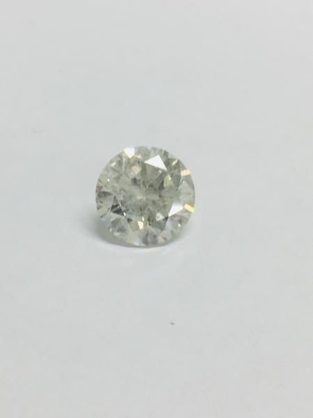 3.34ct Round Brilliant cut Natural Diamond,I colour,si3 clarity,this can have a [...]