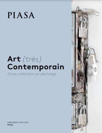 Vente Art (très) Contemporain  chez Piasa : 106 lots