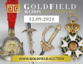 Auction Militaria - Luxembourg at Goldfield : 1249 lots