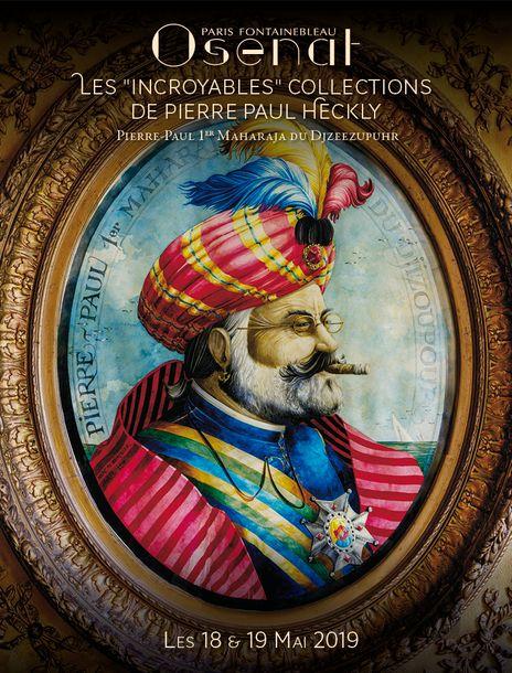 Vente Les Incroyables Collections de Pierre Paul Heckly - Partie 1 chez Osenat : 373 lots