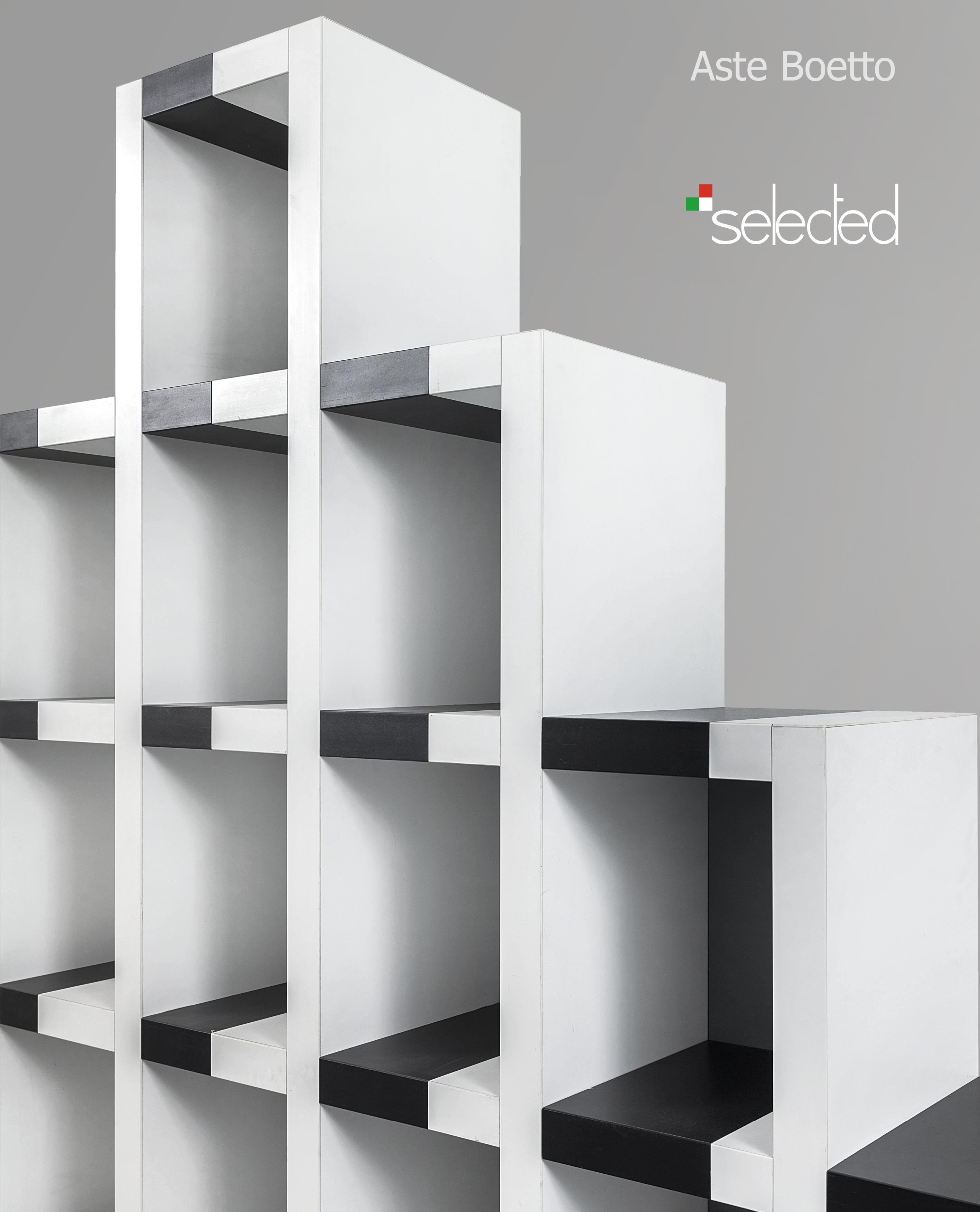 Vente Selected : Important Design chez Aste di Antiquariato Boetto : 124 lots