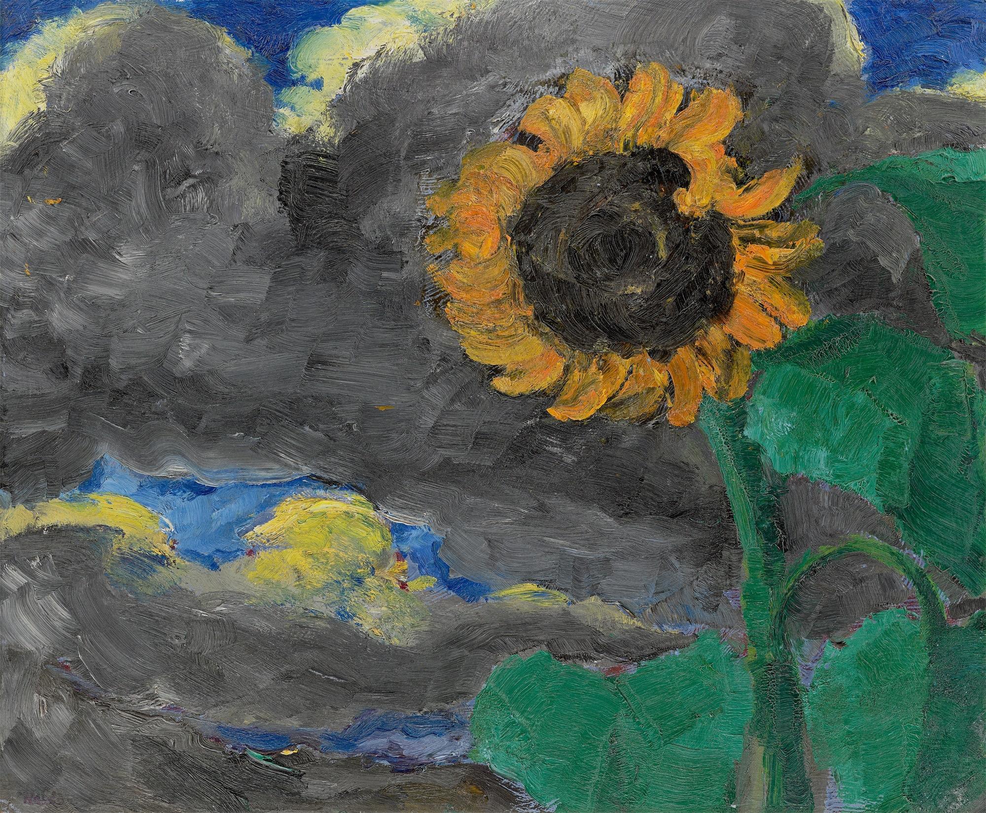 Vente D'Emil Nolde à Neo Rauch – Selected Works chez Grisebach : 44 lots
