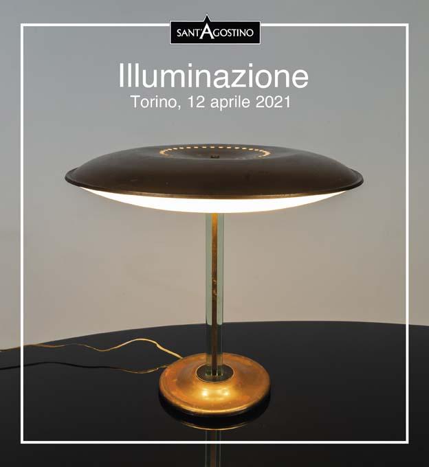 Vente Luminaires chez Sant'Agostino Casa d'Aste : 184 lots