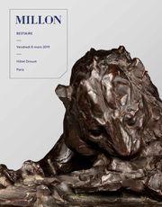 Vente Bestiaire : Bronzes Animaliers de 1850 à nos Jours chez Millon et Associés Paris : 151 lots