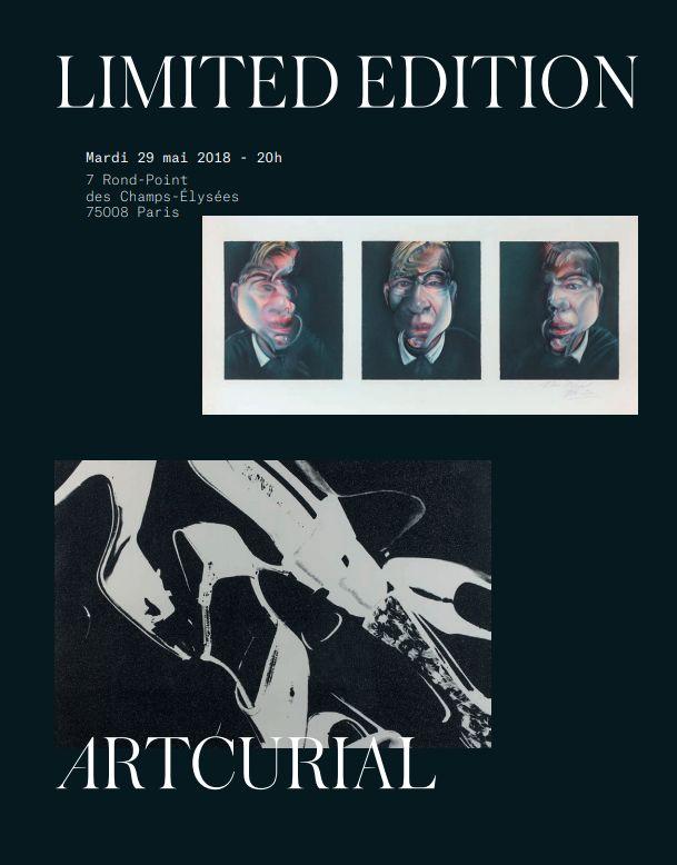 Vente Limited  Edition chez Artcurial : 208 lots