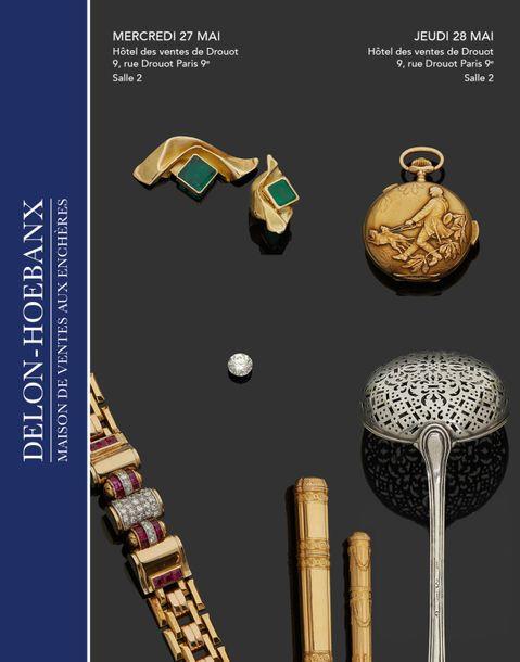 Vente Bijoux, Montres, Mode, Objets de Vitrine chez Delon-Hoebanx : 411 lots