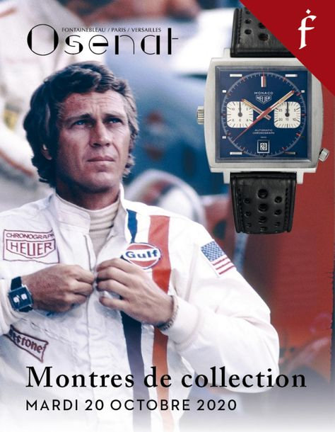 Auction Montres de Collection, Horlogerie (Fontainebleau) at Osenat : 129 lots