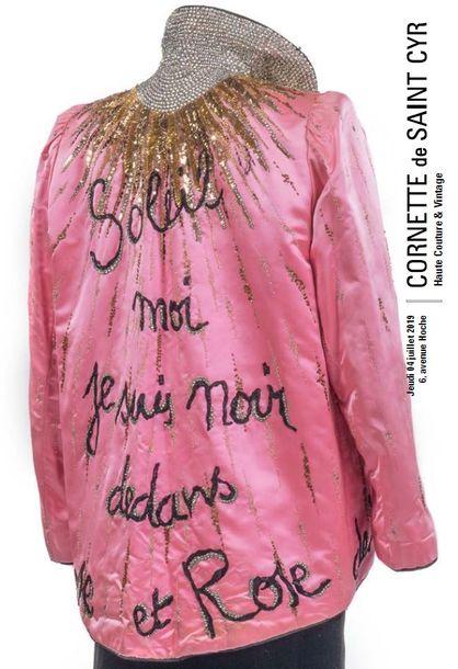 Vente Haute Couture & Vintage chez Cornette de Saint Cyr Paris : 395 lots