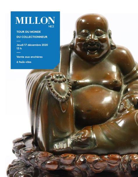 Vente Tour du Monde du Collectionneur (Nice) chez Millon et Associés Paris : 214 lots