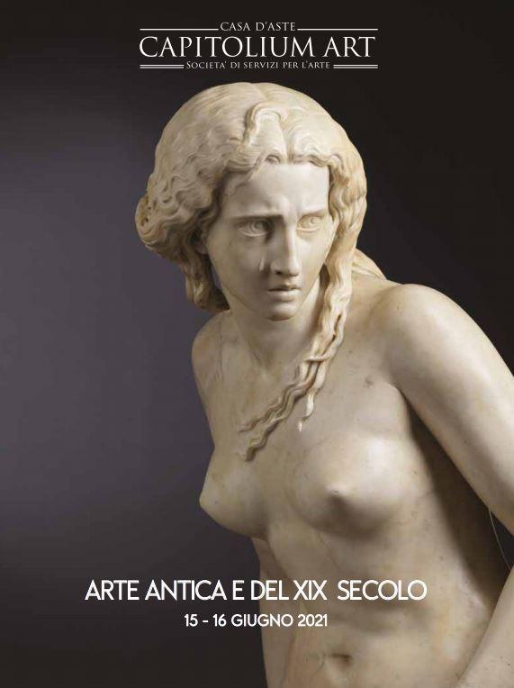 Vente Vente 326 - Art Ancien et du XIXe Siècle chez Capitolium Art : 170 lots