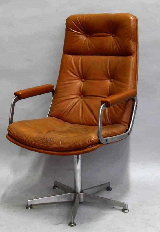 fauteuil annee 70 fauteuil cuir vintage annes fauteuil anne art deco broc u co fauteuils. Black Bedroom Furniture Sets. Home Design Ideas
