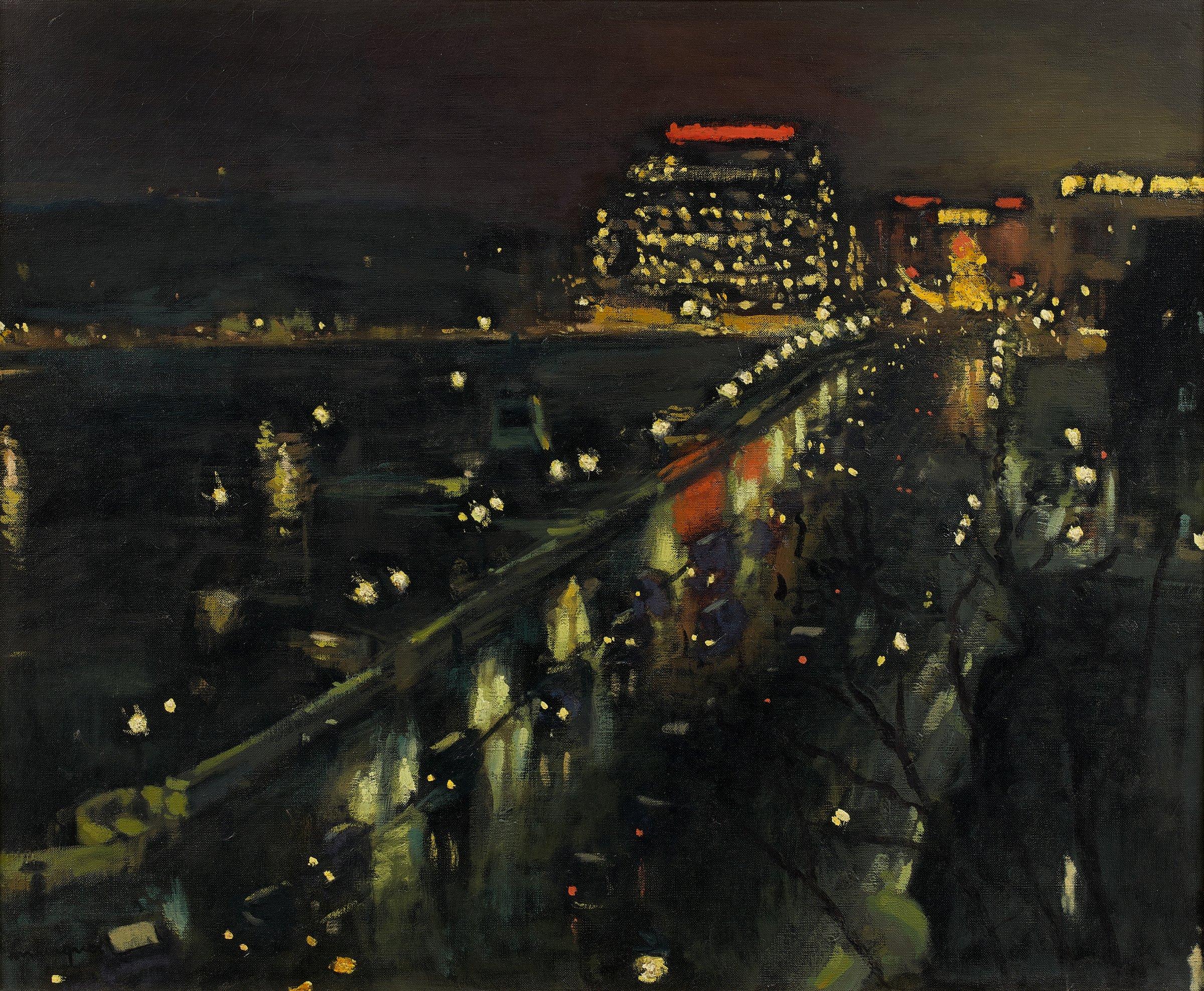 Картинки по запросу albert marquet pont neuf
