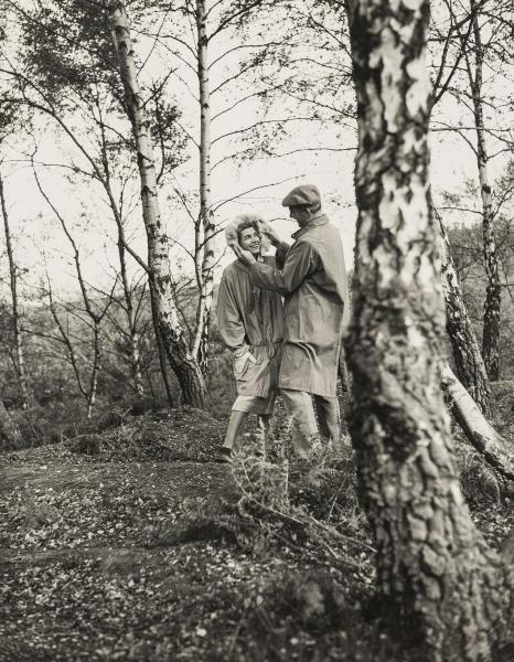 NO RESERVE Norman Parkinson (1913-1990) Couples in the Woods: Three Advertising Portraits