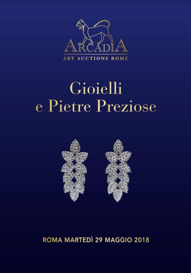 Vente Bijoux et Pierres Précieuses chez Casa d'Aste Arcadia : 242 lots