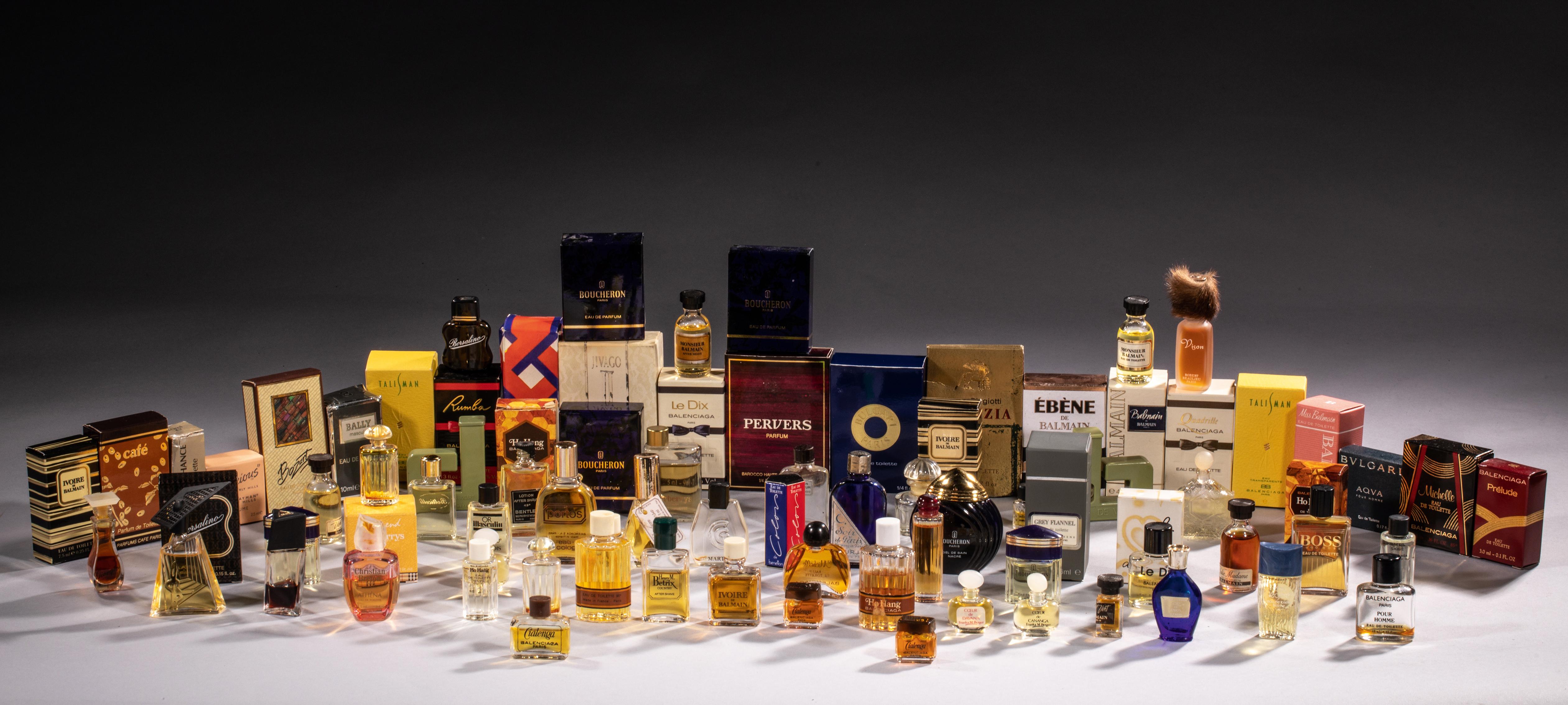 Catalogue Vintage Parfumerie Et Haute Mode De La Vente À g7yIb6vYfm