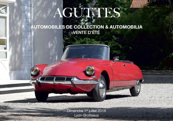 Automobiles de Collection / Vente d'Été (Lyon)