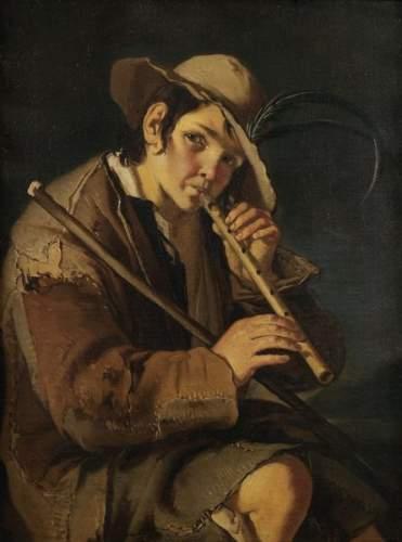 La flûte - Jean Richepin 1259587159942490