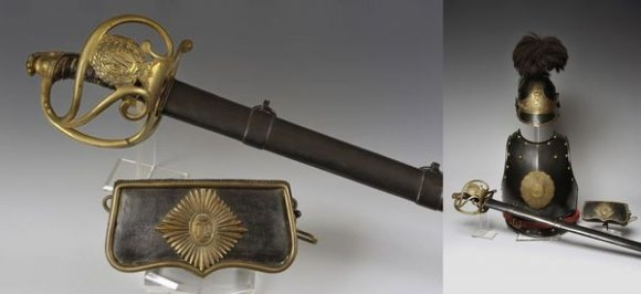 sabre du Royaume de Westphalie 1290438060722428