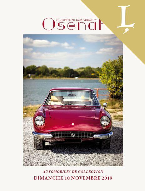 Vente Salon Époqu'Auto - Automobiles de Collection (69686 Chassieu) chez Osenat : 72 lots