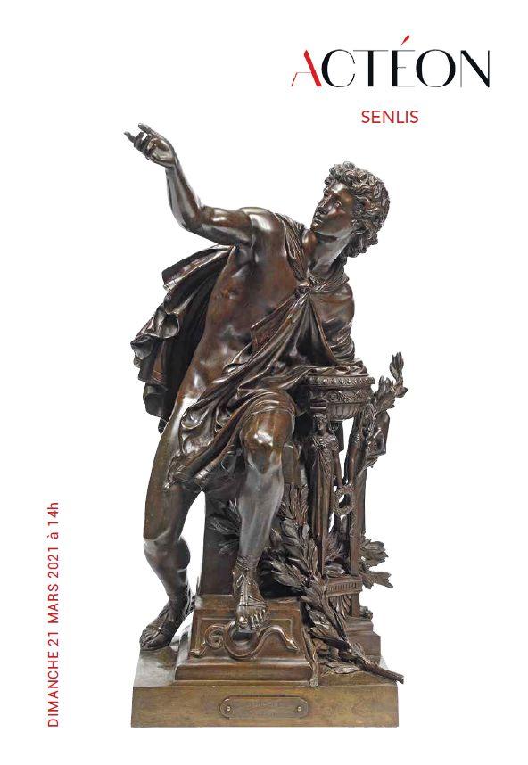 Vente Les trésors d'Actéon # 2  chez Actéon Senlis : 380 lots