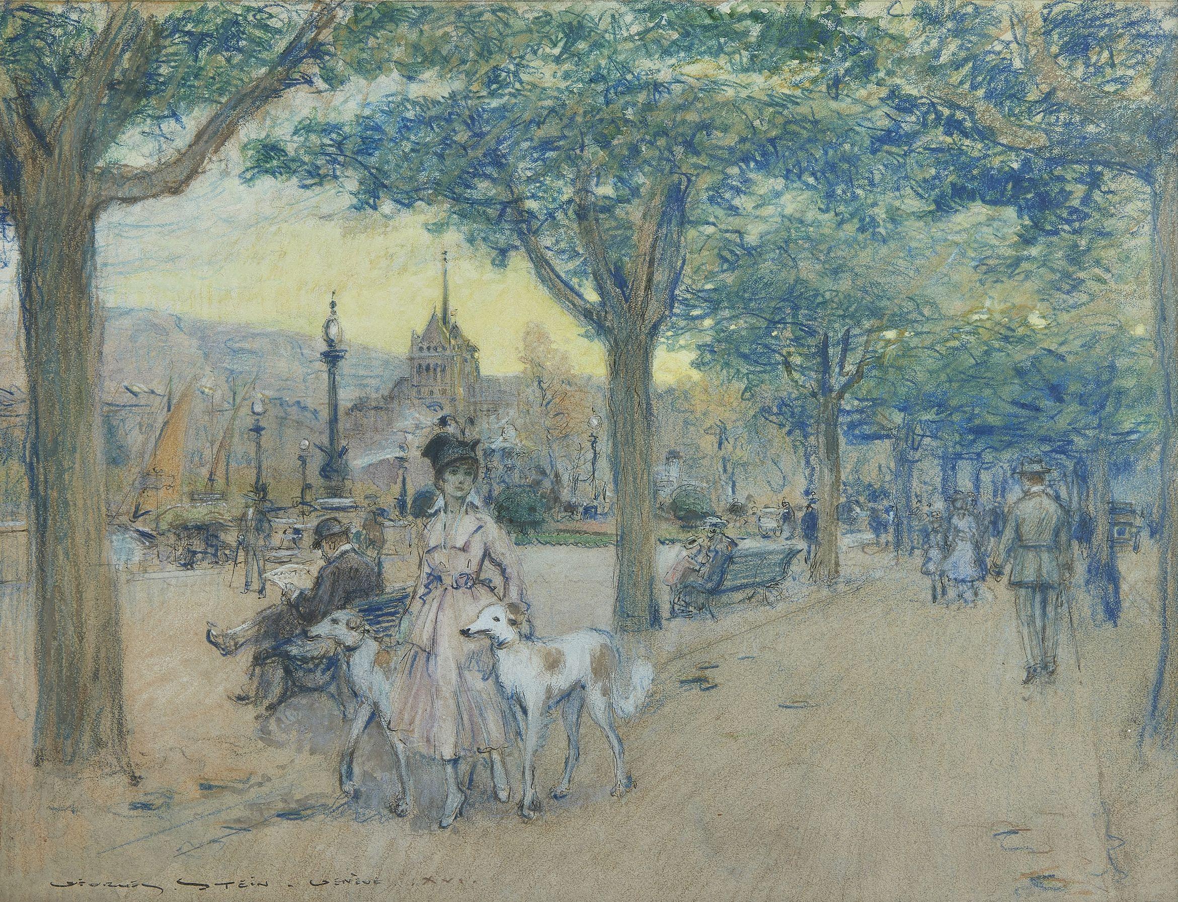 Vente ONLINE ONLY 1/6: Estampes, dessins et tableaux chez Genève Enchères : 555 lots