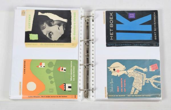 [Fine arts: 20th century part I] Dick Bruna (1927-2017) - Approx. 420 wrappers and [...]