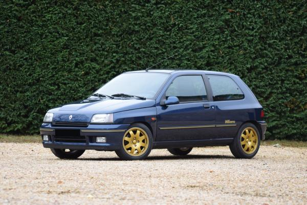 1993 Renault Clio Williams Phase 1 (#3761)  - No reserve  -   - Carte grise [...]