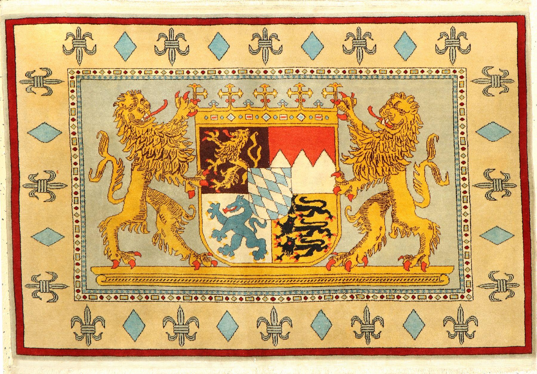 Vente Tapis d'Orient chez Henry's Auktionshaus : 187 lots