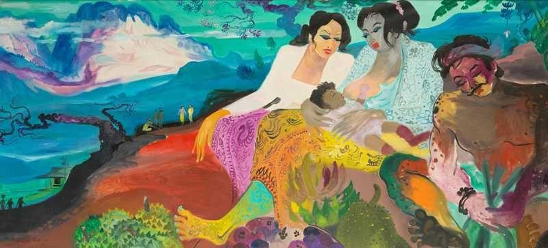 Vente Art Indonésien & Peintures Européennes chez Zeeuws Veilinghuis : 281 lots