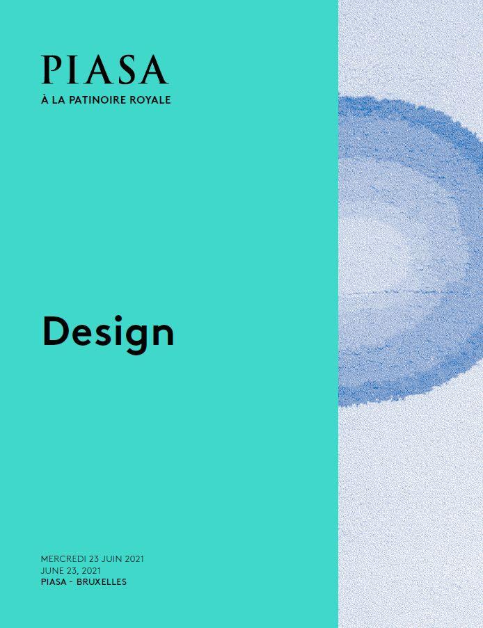 Vente Design (Bruxelles) chez Piasa : 281 lots