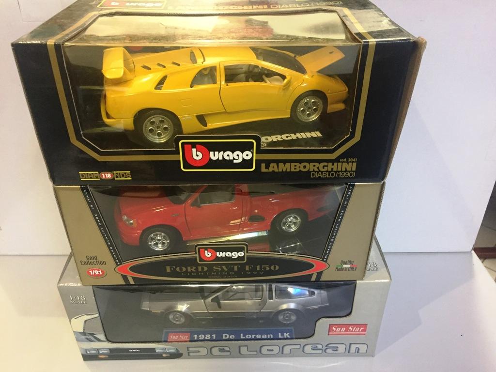 Voitures Burago 1990Ford 72 Diablo Svt et « Lamborghini » F150 LqMpSzGUjV